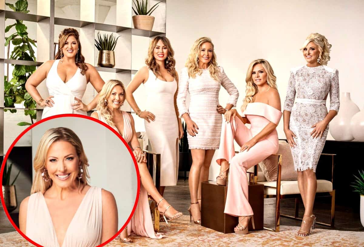 PHOTO: RHOC's Braunwyn Windham-Burke Seemingly Begins Filming Season 15 With a Costar! Find Out Who Else Might Be Returning