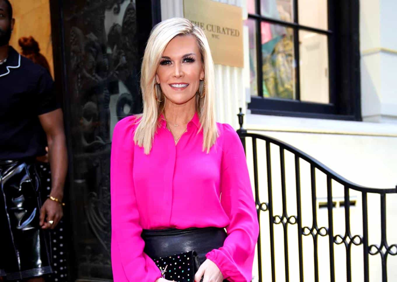 Has Tinsley Mortimer Quit RHONY? She Skips Cast Trip to Mexico Amid Rumors She's Moving to Chicago After Engagement