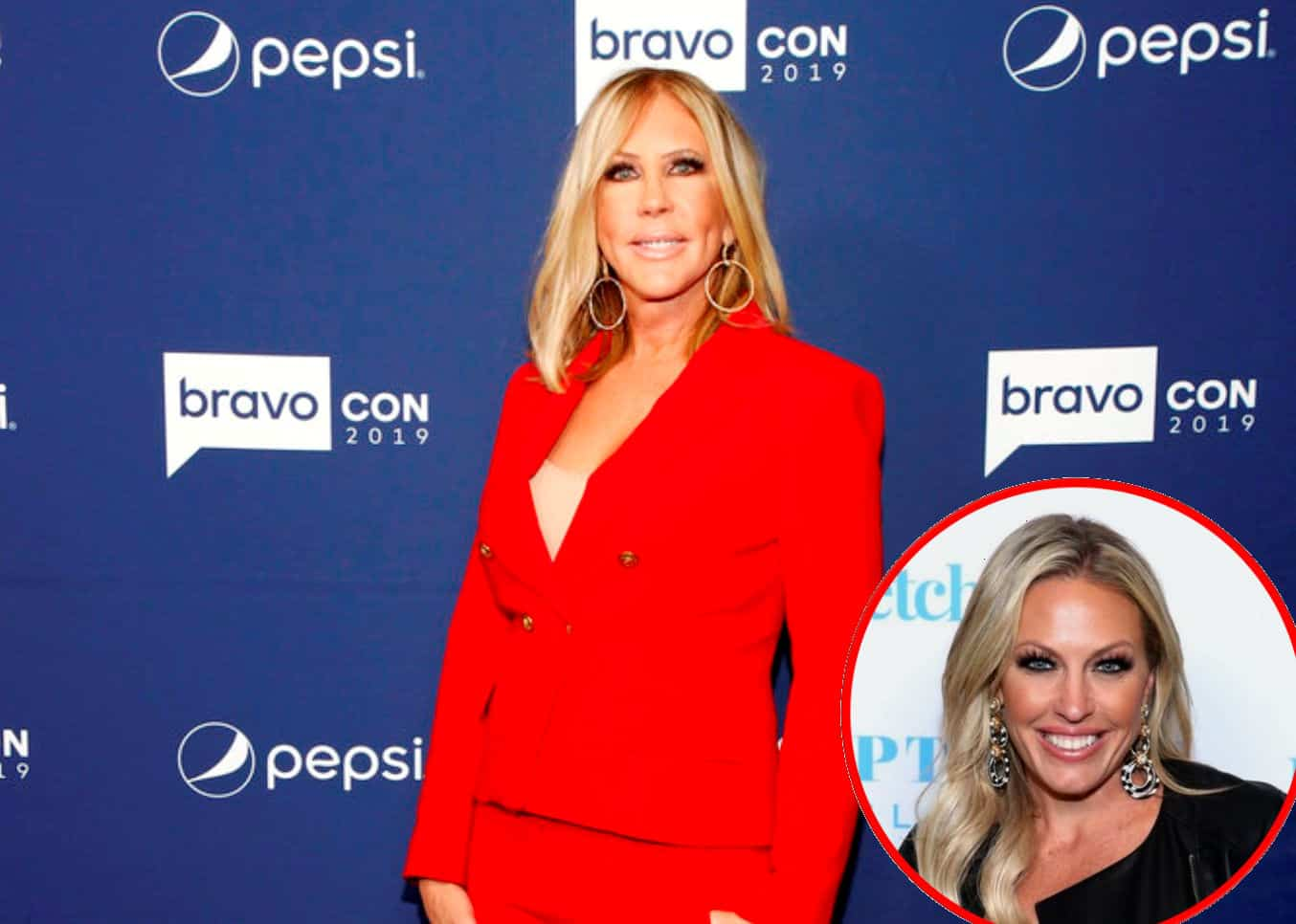 Did Vicki Gunvalson Quit or Get Fired From RHOC? Braunwyn Burke Claims She is Not on Her Cast as Vicki States She's Retiring 'Pretty Soon'