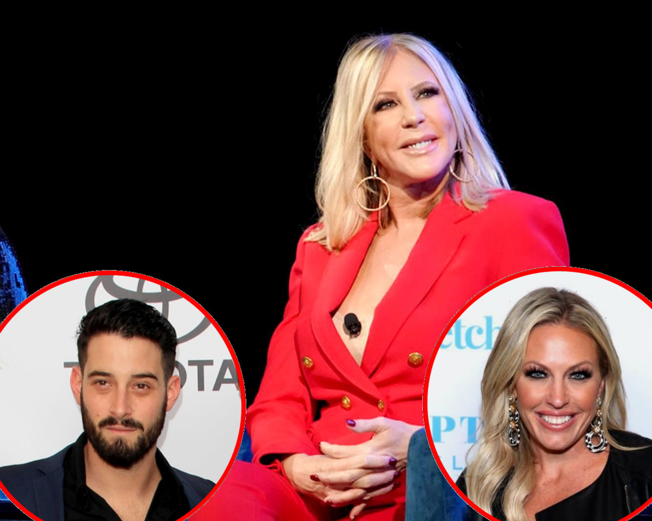 RHOC's Vicki Gunvalson Fights Back at Homophobia Allegations After Being Called Out by Lance Bass's Husband Michael Turchin, Insists Braunwyn Needs to Tone Down Her Sexuality