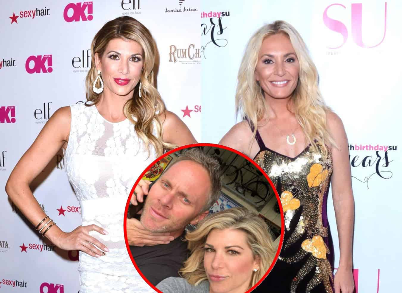 RHOC's Alexis Bellino Calls Out the Below Deck Crew for Throwing Shade at Her PDA With Boyfriend Andy Bohn, See Her Shady Tweet as Kate Chastain Responds