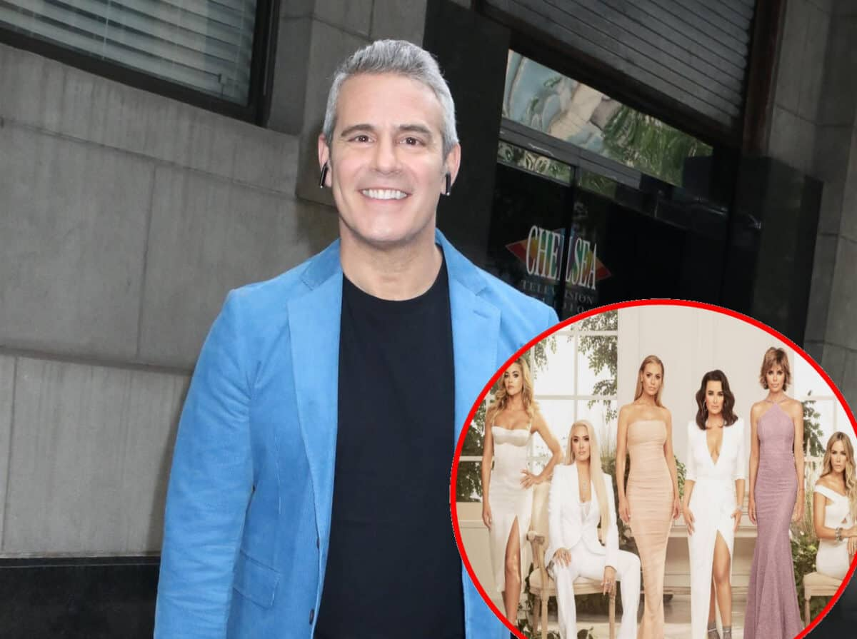 Andy Cohen Reveals When the RHOBH Season 10 Trailer Will Be Released as Filming Continues on New Season