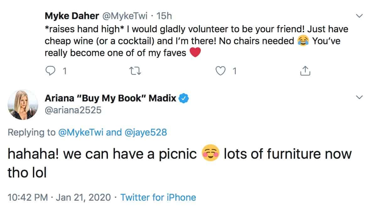 Vanderpump Rules Ariana Madix Has Lots of Furniture Now