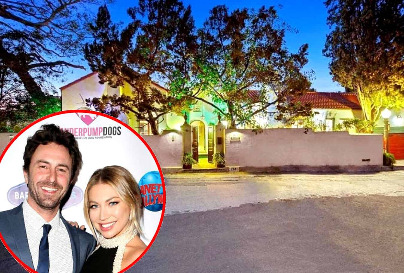 Vanderpump Rules' Stassi Schroeder Reveals Who Paid For Her New Home as She and Beau Clark Dish on Their 1920s Spanish-Style House in Hollywood Hills