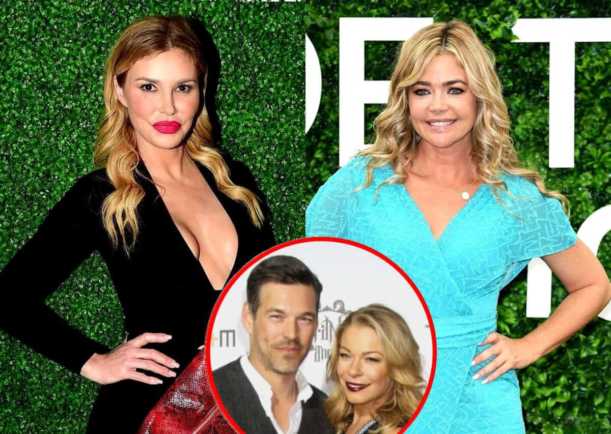 Denise Richards denies lesbian affair with Real Housewives co-star