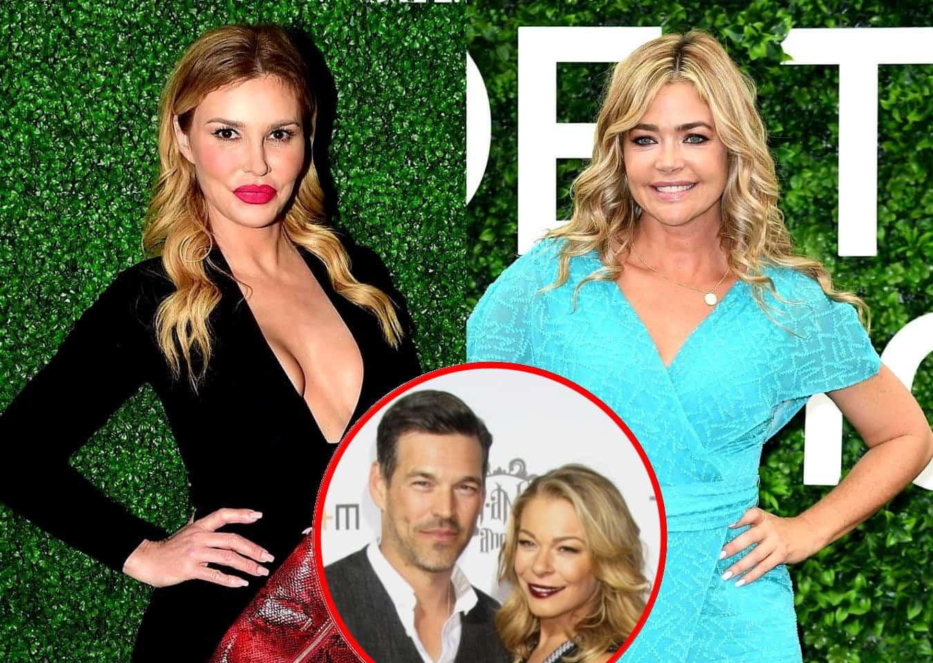 RHOBH's Brandi Glanville Shares Cryptic Posts After Affair Allegations With Denise Richards, Plus Why She Still Struggles With Ex Eddie Cibrian and LeAnn Rimes' Relationship