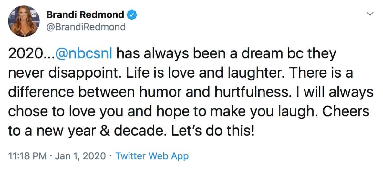RHOD Brandi Redmond Defends Video Making Fun of Asians