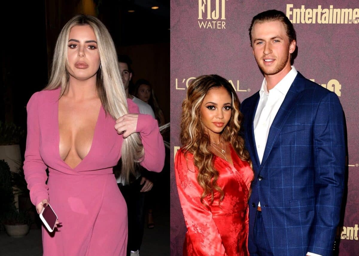 PHOTOS: Don't Be Tardy's Brielle Biermann Dissolves Her Lip Fillers, Plus Brielle's Ex Michael Kopech Marries Riverdale Actress Vanessa Morgan