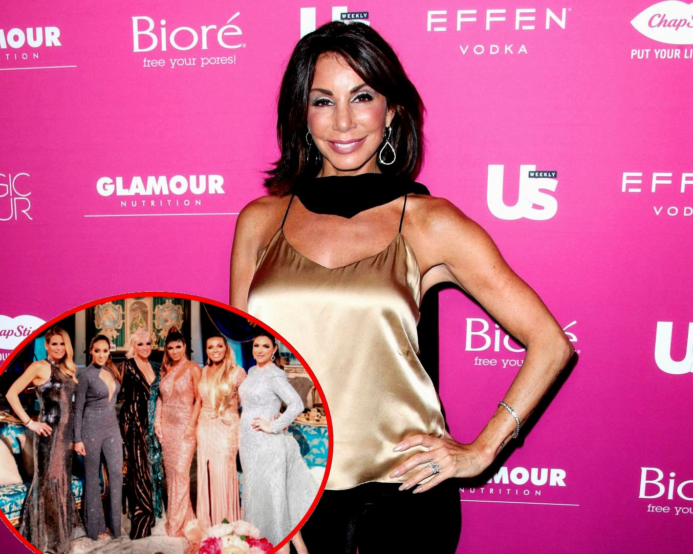 "Danielle Staub Announces She's Quitting the RHONJ! Plus She Reveals New Career and Slams Co-stars as ""Mean Girls"" and ""Bullies"""