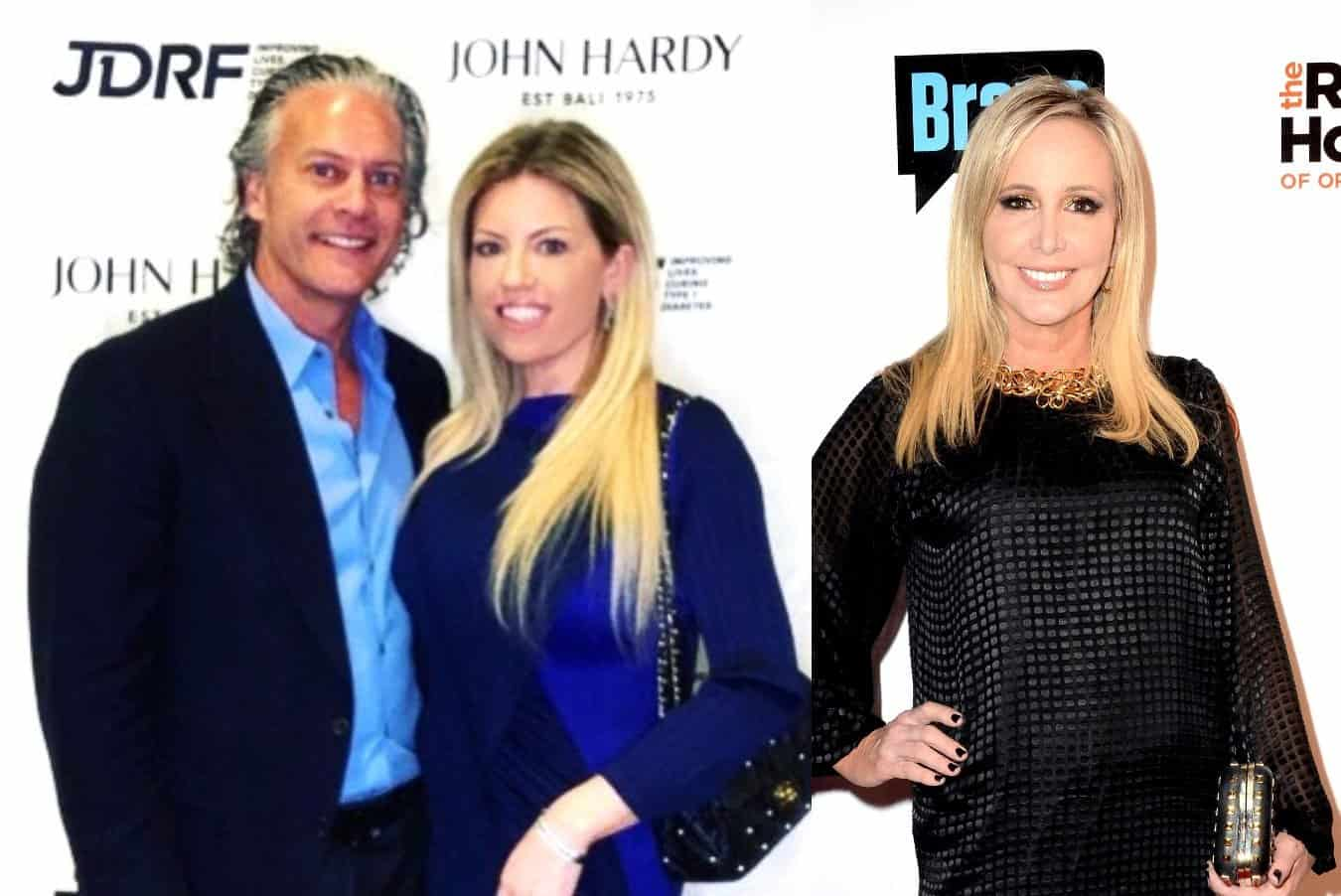 "David Beador's Wife Lesley Accuses Shannon Beador of Harassment and Denies Rejecting Baby Gift, Claims She Knows ""Horrible Things"" About RHOC Star and Shares Video of the Gift"