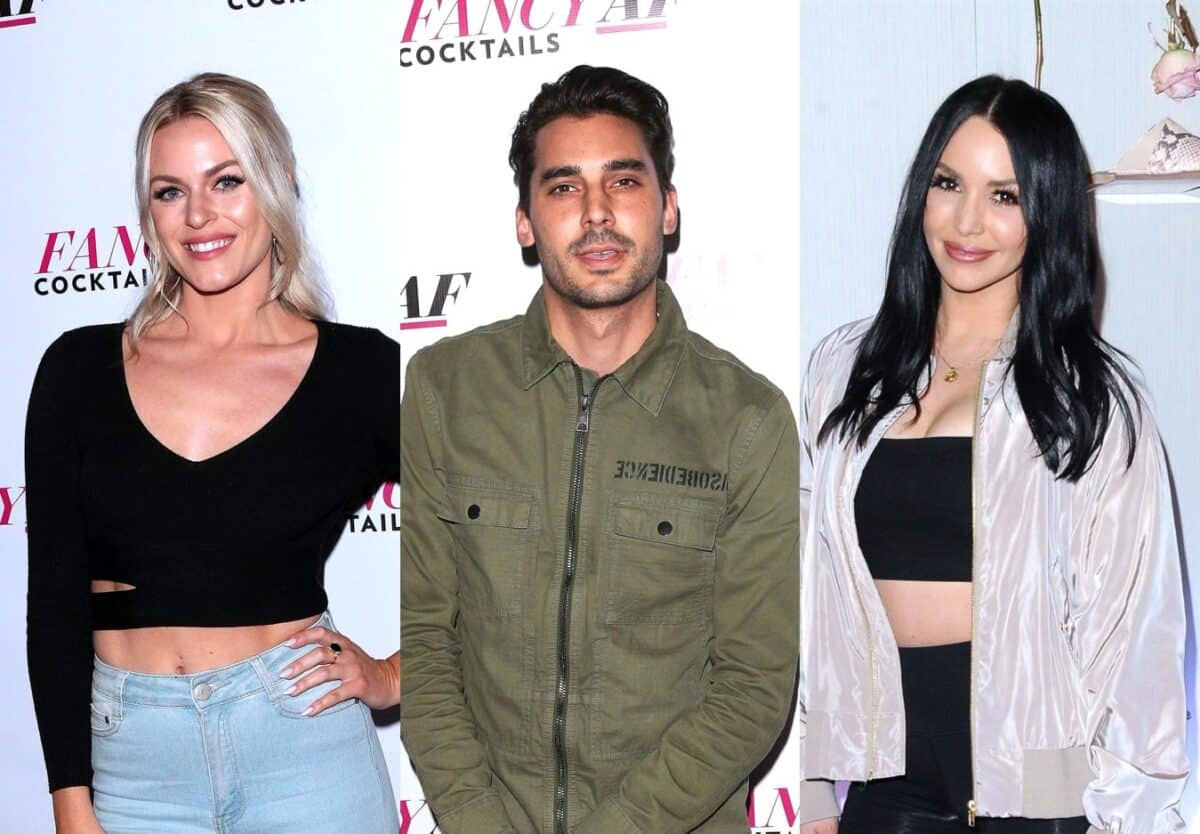 Vanderpump Rules Stars Dayna Kathan and Max Boyens Reveal Their Relationship Status, Plus Where Scheana and Dayna Stand After Love Triangle Drama