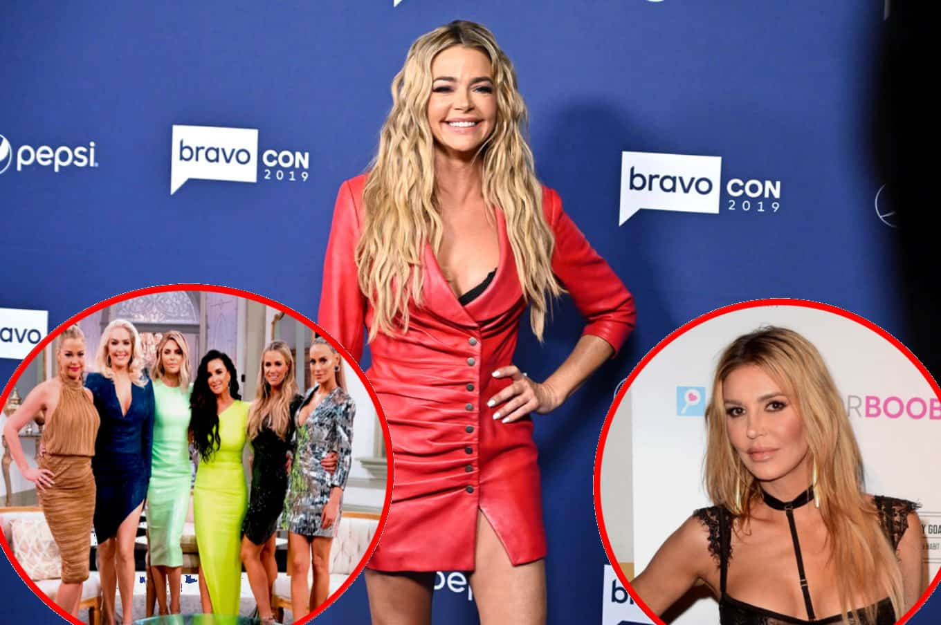 "REPORT: RHOBH Cast Believes Denise Richards Will Skip Reunion and Leave Show After Fight With Brandi, Plus Why the Cast is ""Frustrated and Angry"""