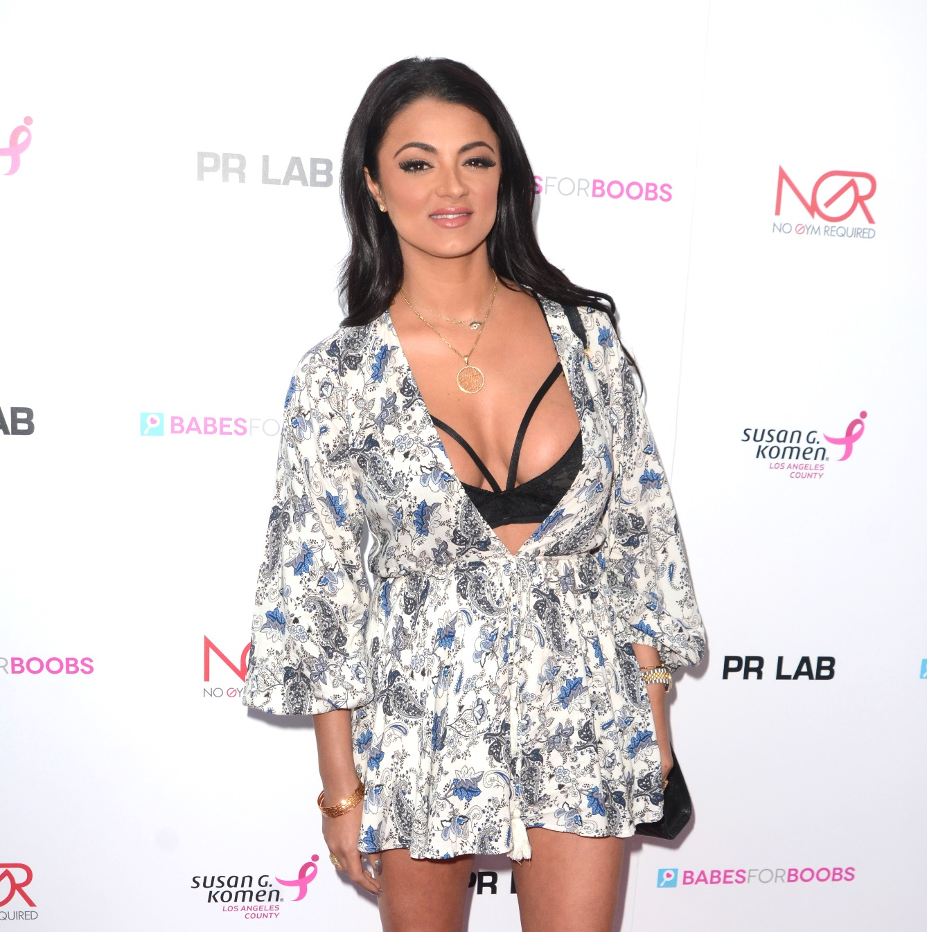 "Shahs of Sunset's Golnesa ""GG"" Gharachedaghi Shows Off Sonogram Photo of Her Baby, See What Her Costars Are Saying"