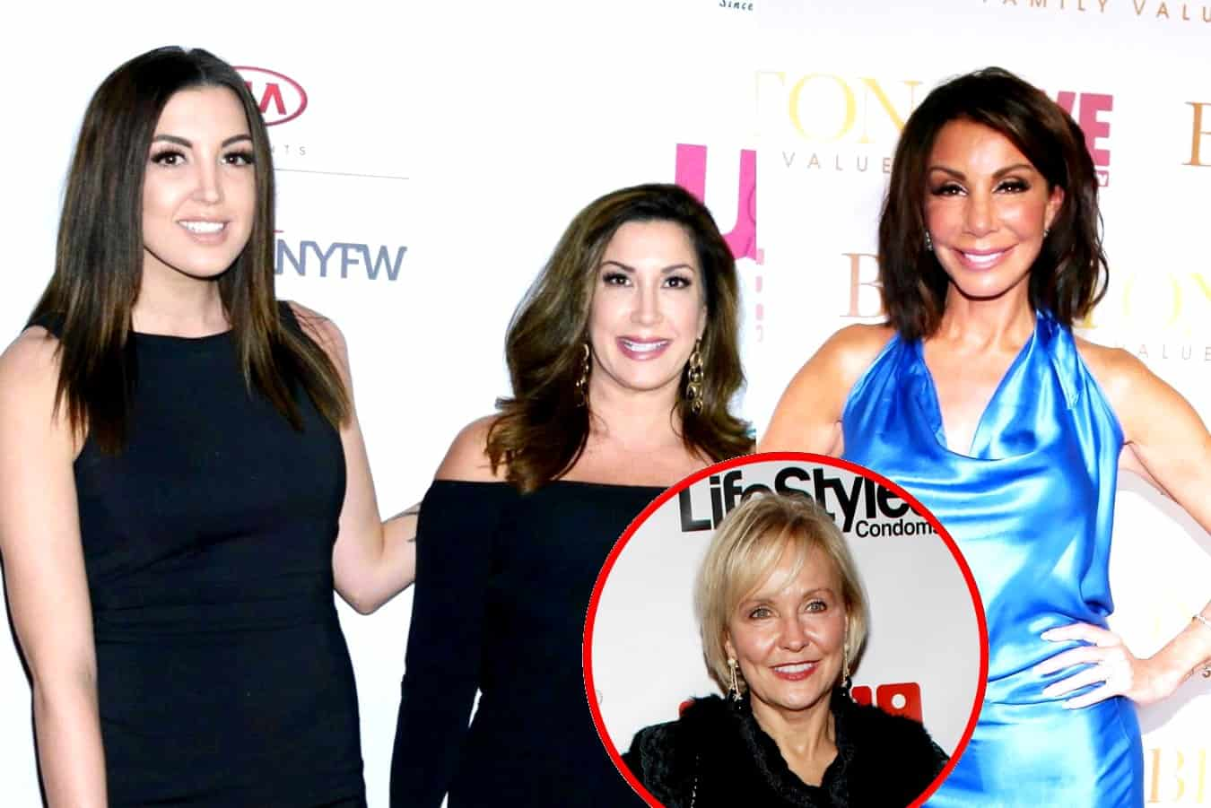 Ashlee Holmes Threatens to Sue Danielle Staub, Find Out Why as Kim G. Implies Danielle Was Fired From the RHONJ