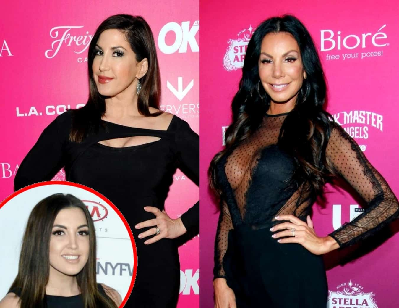 "RHONJ's Jacqueline Laurita Slams Danielle Staub ""Beverly Merrill"" and Calls Her ""Crazy Pants,"" Accuses Her of Telling New 'Lies' About Ashlee's Attack After Danielle Told Her to ""Shut Up"""
