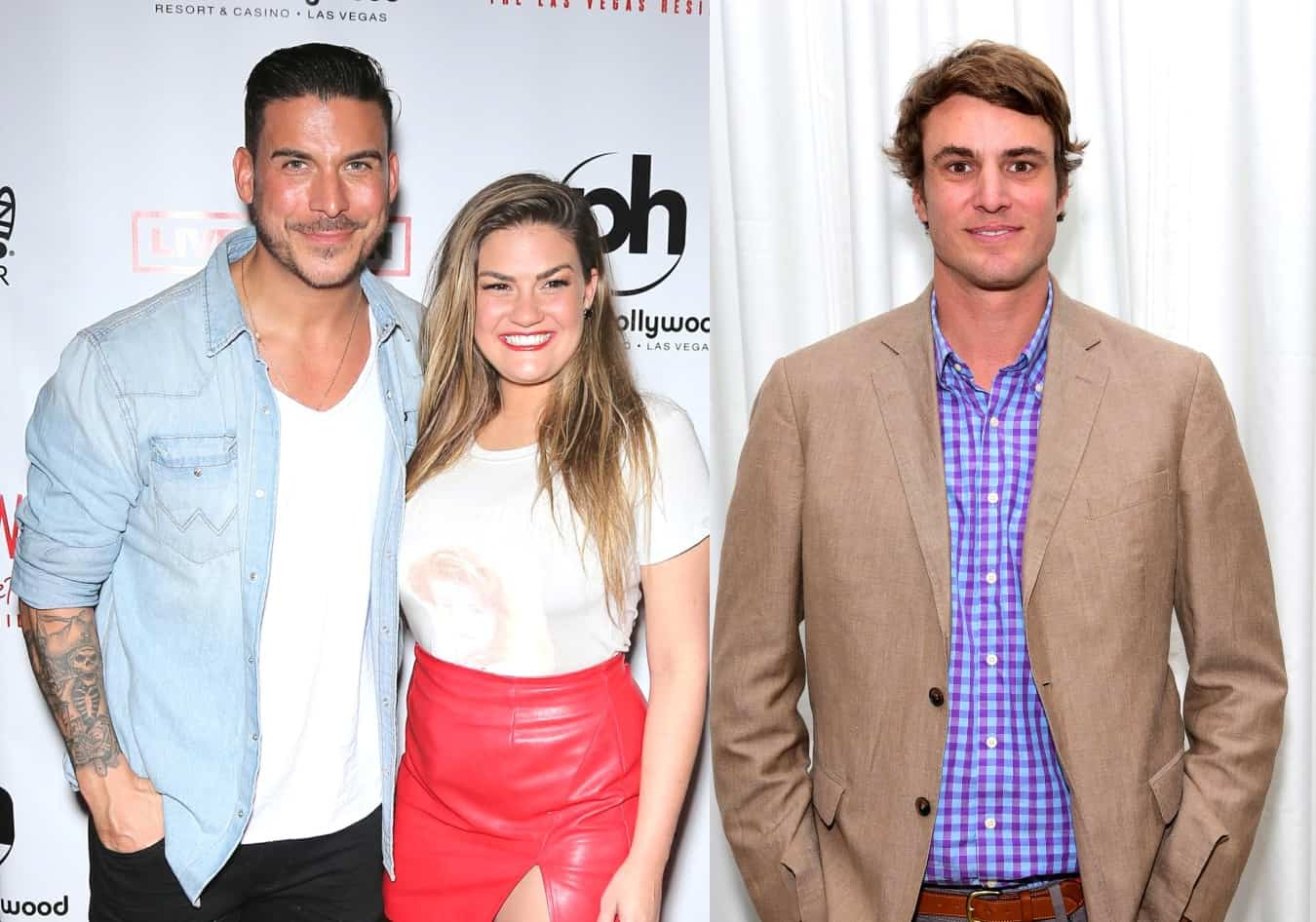 Vanderpump Rules' Jax Taylor Reveals Why Shep Rose Was His Worst Wedding Guest as Brittany Cartwright Explains Why Their Baby Plans Are on Hold