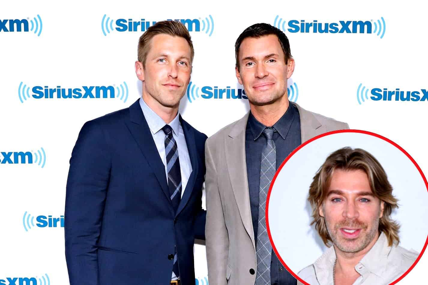 Flipping Out's Jeff Lewis Accuses Ex Gage Edward of Going to Paris With Chaz Dean, Receives Cease and Desist Letter From Gage Amid Custody Battle