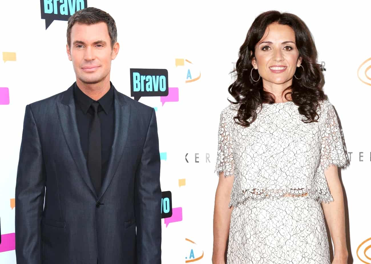 Flipping Out Star Jeff Lewis Shares the Apology Text He Sent to Jenni Pulos Following Their Falling Out as He Explains Why He's Apologizing, Plus Did Jenni Respond to Him?