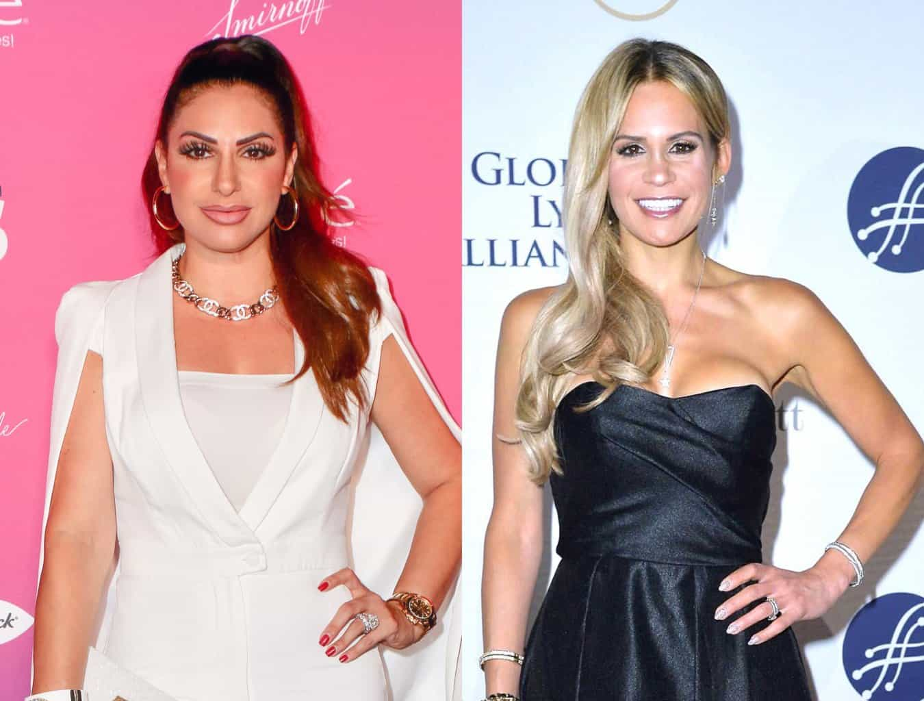 RHONJ Star Jennifer Aydin Suspects Jackie Goldschneider Still Has Eating Issues as Jackie Opens Up About Overcoming Her Lowest Point