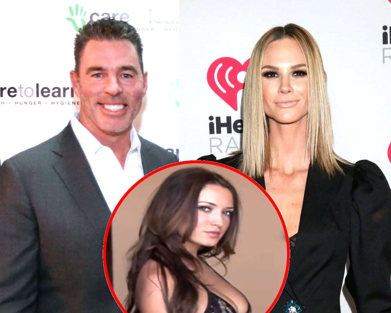 PHOTOS: Jim Edmonds' New Girlfriend Identified as Kortnie O'Connor After Meghan Alleges She's a Former Friend Who They Once Hooked Up With, Plus Jim Slams Meghan Again