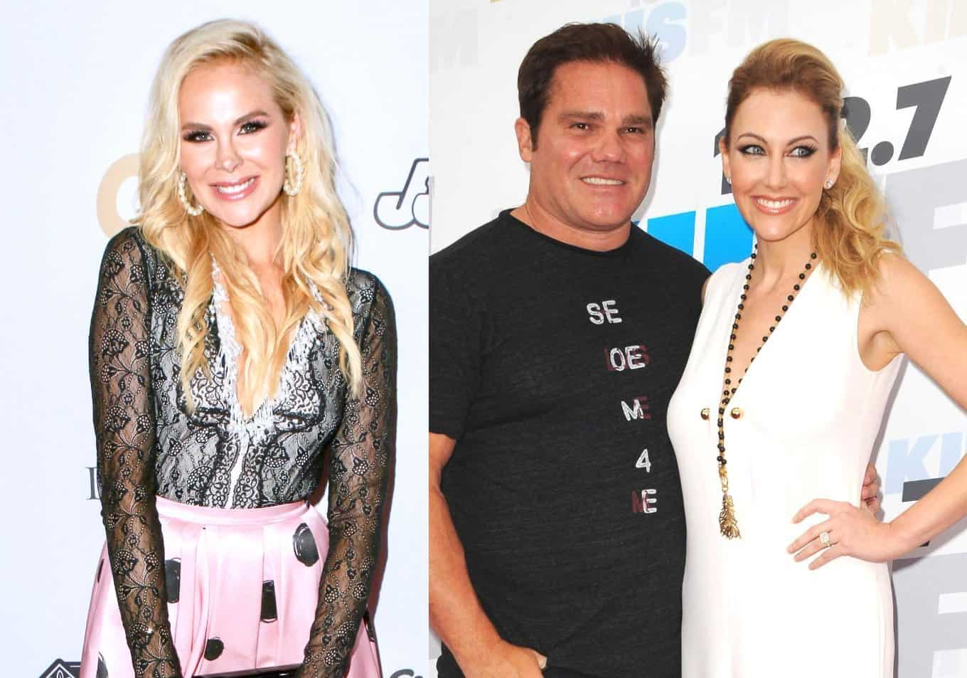 RHOD Star Kameron Westcott Responds After Travis Hollman Shades Her for Claiming She Helped Him and Stephanie Get Into Country Club, See Their Posts!