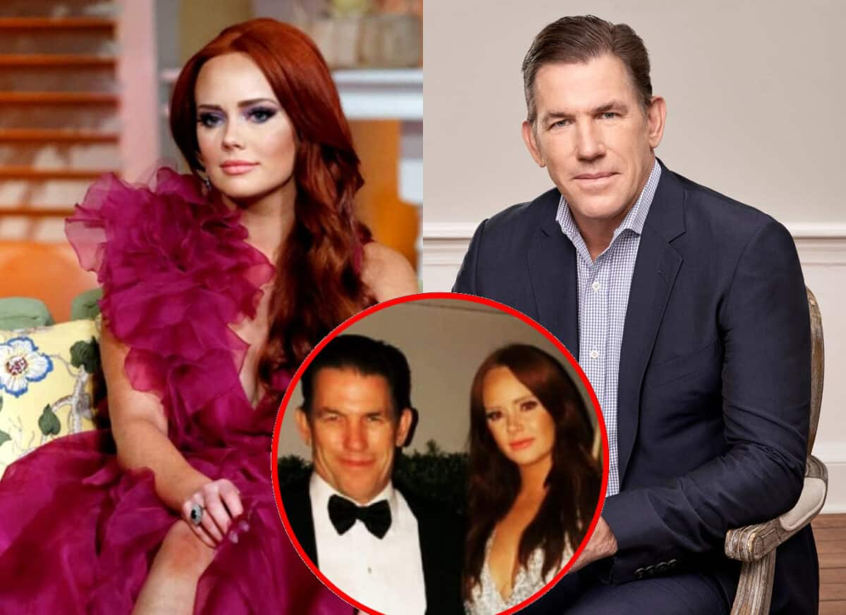 PHOTOS: Kathryn Dennis and Thomas Ravenel are Spotted Together at an Event, Are the Southern Charm Stars Back Together?