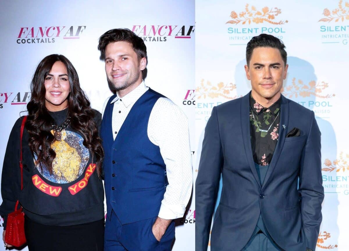 Vanderpump Rules' Katie Maloney Slams Tom Sandoval for Belittling Husband Tom Schwartz and Calls Out His 'Lack of Respect,' Implies He's Exaggerating Role at TomTom