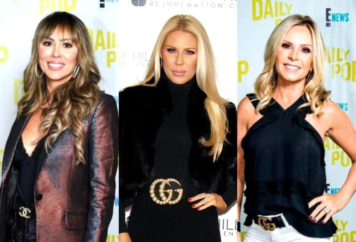 RHOC's Kelly Dodd and Gretchen Rossi React to Tamra Judge's Departure With a Couple of Very Shady Celebratory Videos