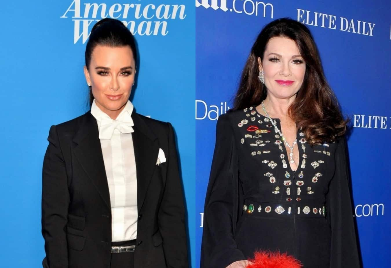 "Kyle Richards Calls Lisa Vanderpump ""The Villain"" of RHOBH and Admits She Told Her Talent Manager Reality TV Was Not An Option"