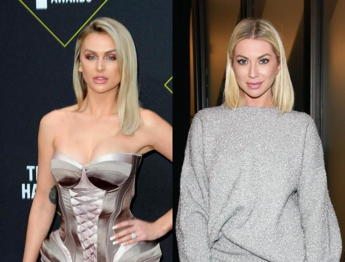 Vanderpump Rules' Stassi Schroeder Dishes on Big Fight With Lala Kent at BravoCon, Plus She Reveals When She Tipped Off Paparazzi on Herself and How She Brought Jax on the Show