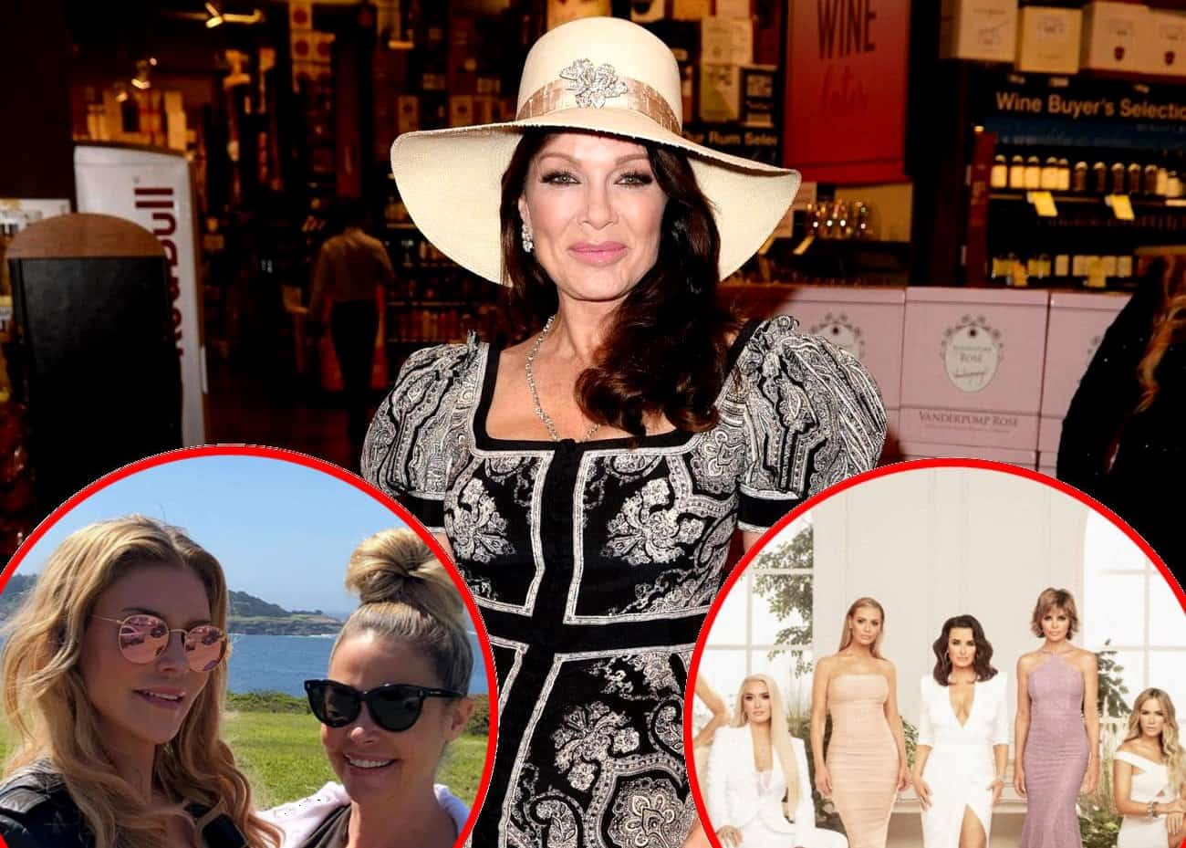 Ex RHOBH Star Lisa Vanderpump Reacts to Denise Richards and Brandi Glanville Rumors and Admits She Might Be Open to Returning, Will She Watch the New Season?