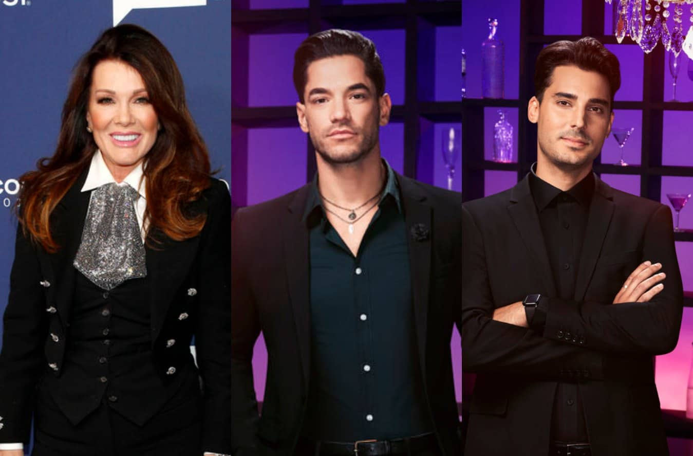 Lisa Vanderpump Addresses Racist Tweets From Vanderpump Rules Star Max Boyens and Offensive Tweets From Brett Caprioni, Are They Facing Firing?