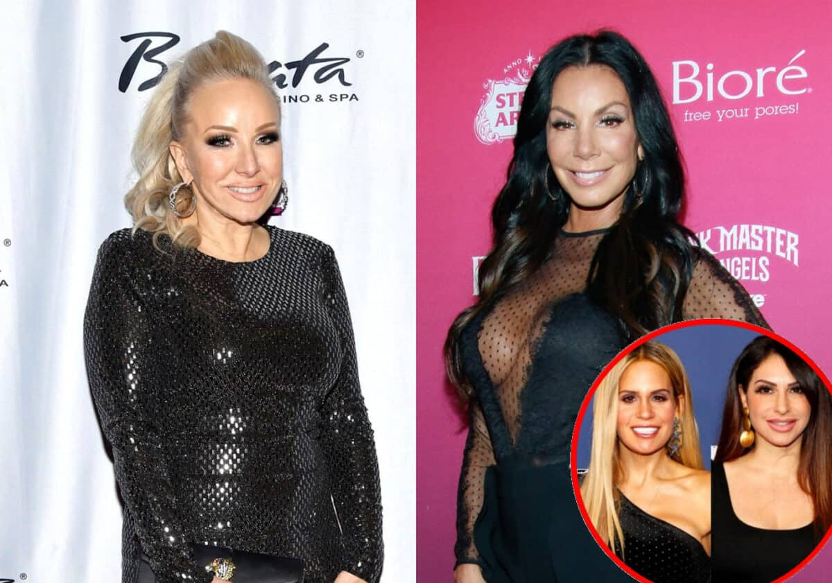 "RHONJ's Margaret Josephs Slams Danielle Staub for ""Horrific"" Attack and Says She Nearly Broke Her Neck as Jennifer and Jackie Weigh In"