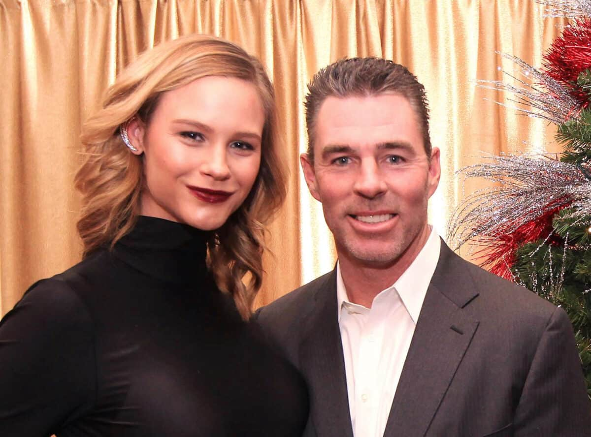 RHOC Alum Meghan King Edmonds Explains How She and Ex Jim Edmonds Are Handling Kids' Custody Amid Coronavirus Outbreak, Plus She Fires Back at Criticism After Taking Kids Out for Stroll