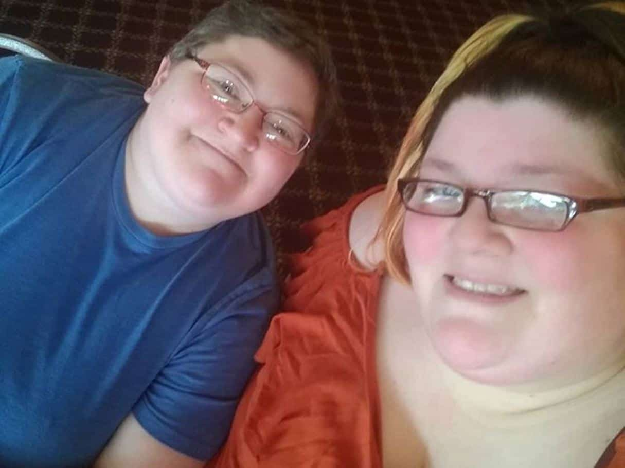 My 600 Lb Life Gina and Beth Krasley