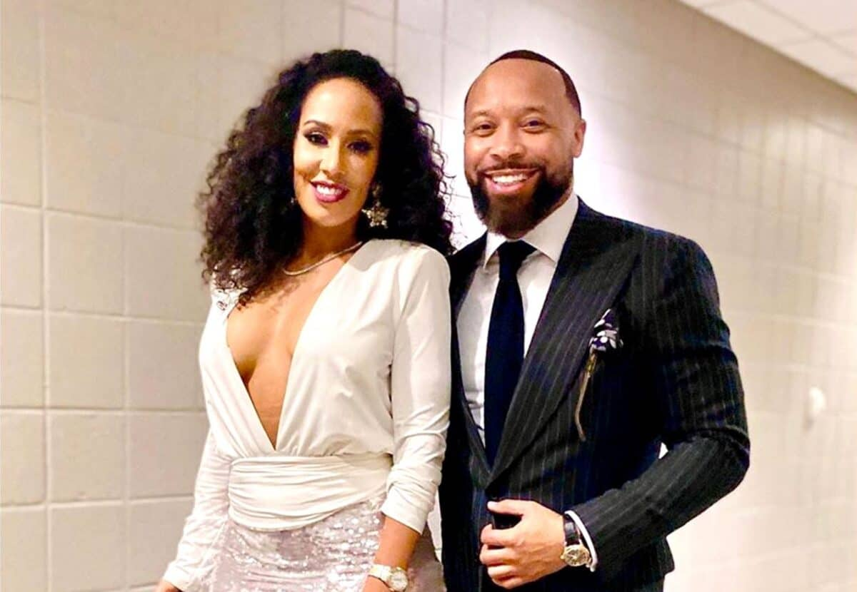 RHOA Star Tanya Sam Responds to Cheating Rumors About Her Fiancé Paul, See Her Instagram Post