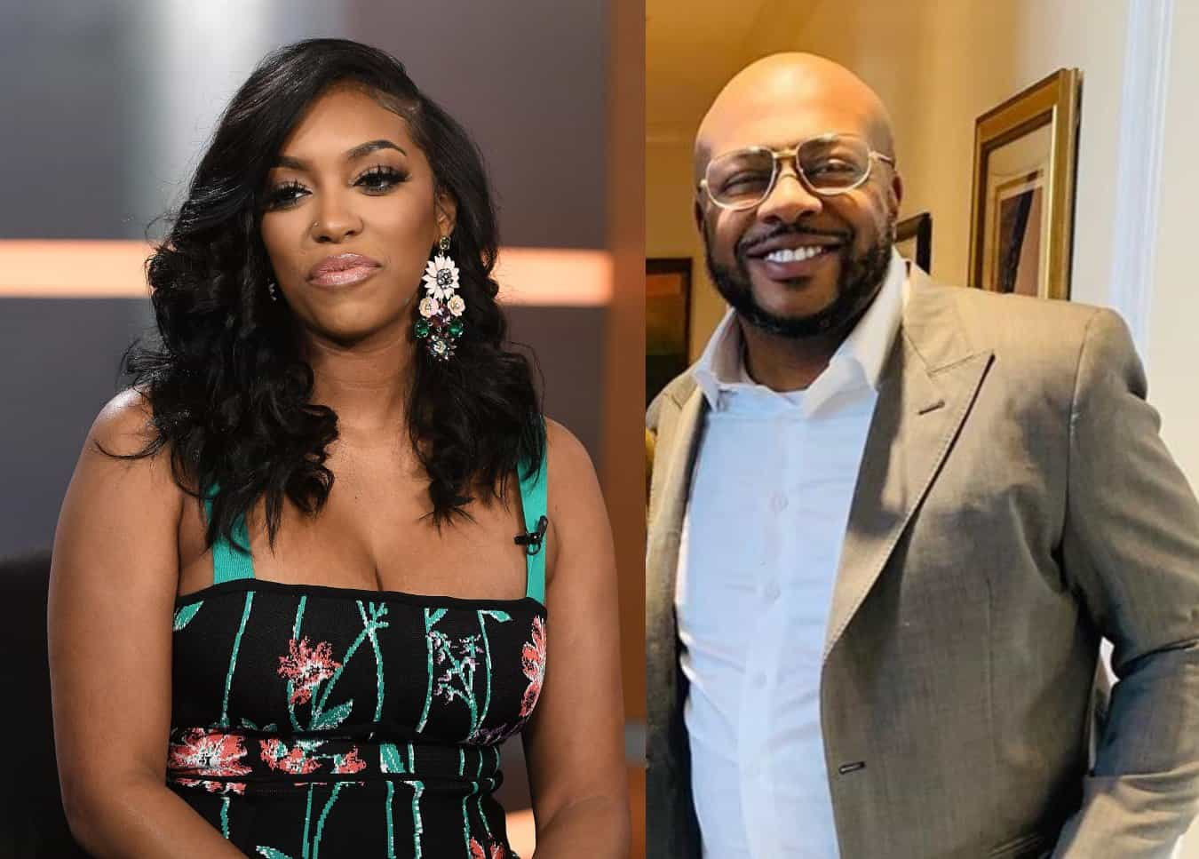 RHOA Star Porsha Williams Hints at Trouble With Fiancé Dennis McKinley, Addresses Photos of Him Out With Four Women at 4 A.M.