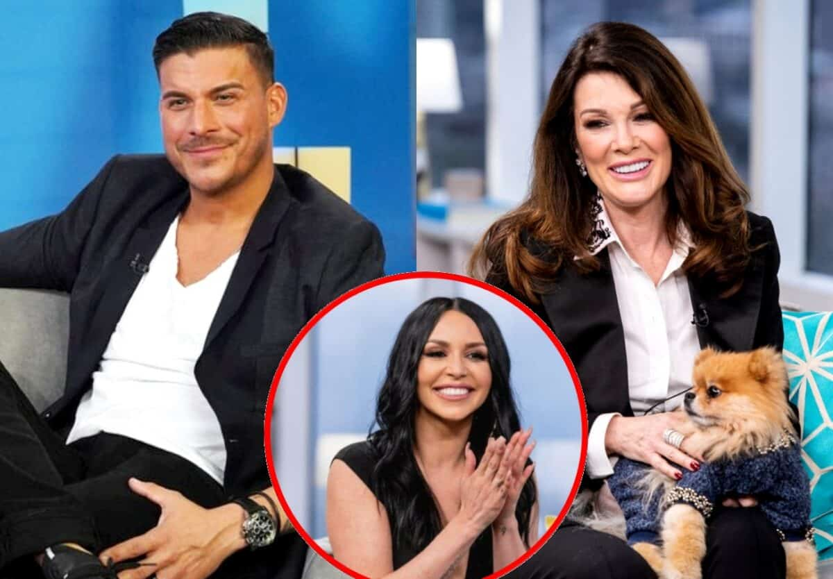 Vanderpump Rules' Jax Taylor Doesn't Understand Why Everyone 'Bows Down' to Lisa Vanderpump