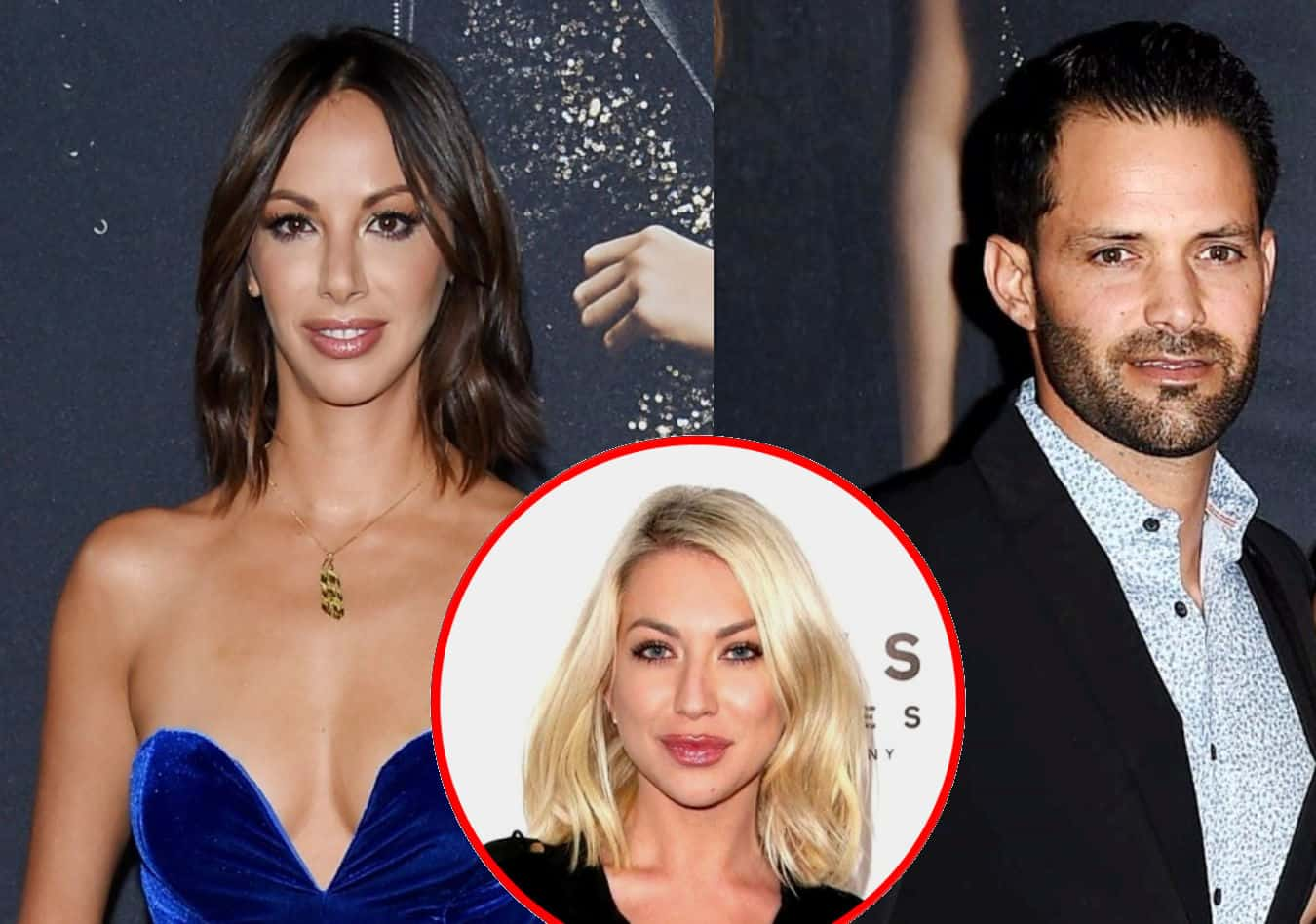 Vanderpump Rules' Kristen Doute Reveals the Real Reason She Keeps Going Back to Brian Carter, Plus She Shades Stassi and Thinks She Ditched Her Because She's Single