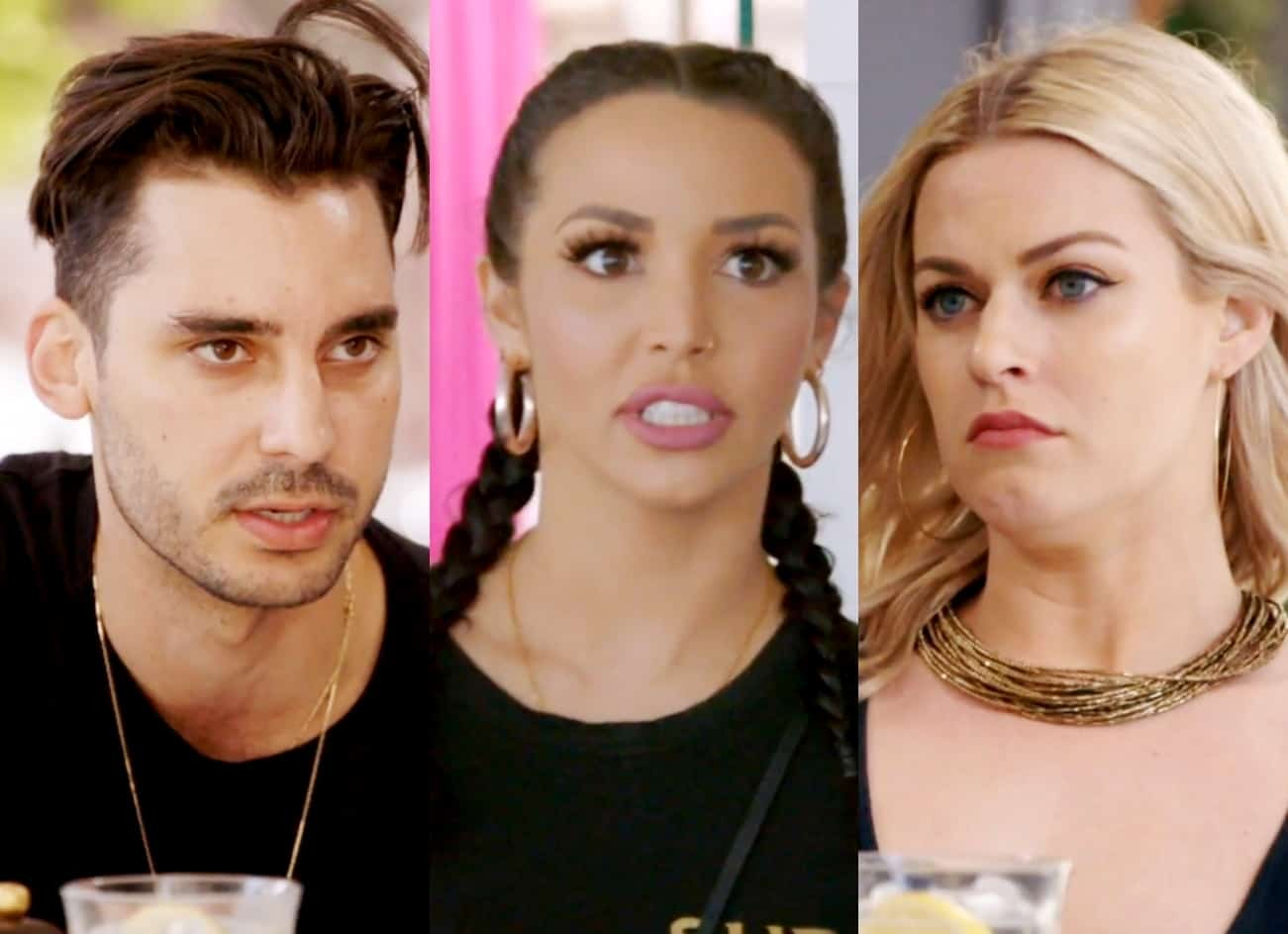 Vanderpump Rules Recap: Scheana Plays the Mean Girl to Dayna Amid 'Love Triangle' With Max, Plus Ariana Admits Depression to Lisa