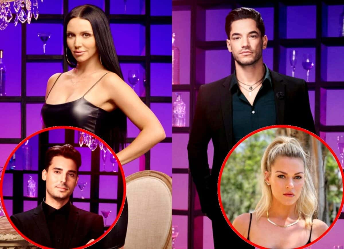 "Vanderpump Rules' Scheana Shay Denies Hook Up with Brett Caprioni in Twitter Clap Back, Plus Costar Max Boyens Talks ""Love Triangle"" Involving Scheana and Dayna Kathan"