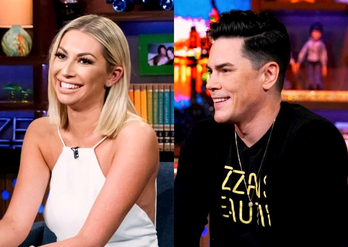 Was Stassi Schroeder's Fight With Tom Sandoval Staged for Vanderpump Rules? Book Signing Guest Claims Scene Was Reshot a Few Times and Tells All!