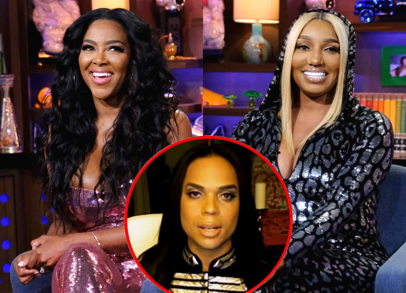 "Blogger B. Scott Reveals Who Leaked Nene Leakes' Letter to Him as RHOA Star Kenya Moore Chimes in and Slams Nene as an ""Illiterate Liar"""