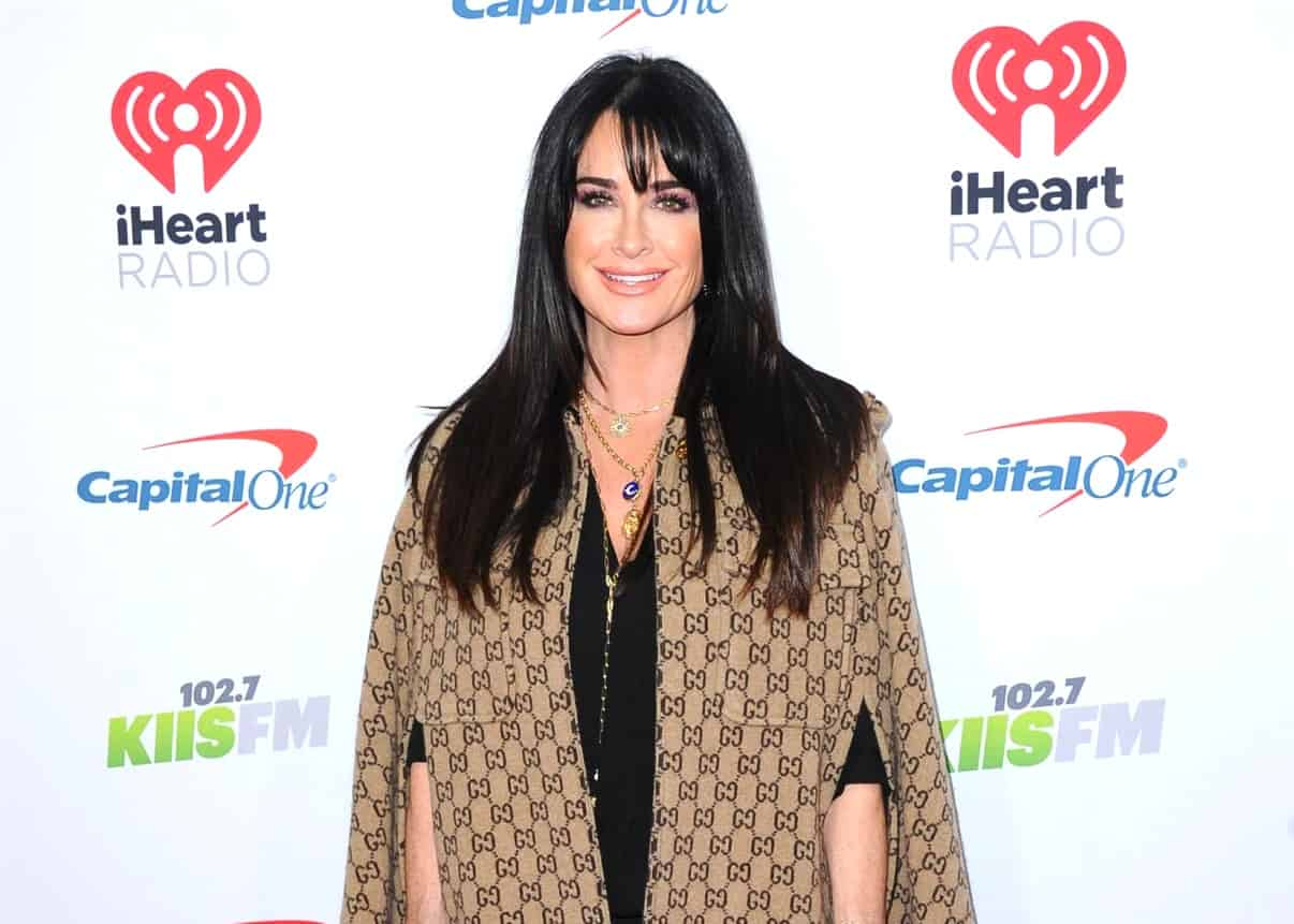 "VIDEO: Kyle Richards Opens Up About Nose Job in RHOBH Season 11 Sneak Peek, Talks Mauricio and Pk's ""Bromance"" & Garcelle Feud"
