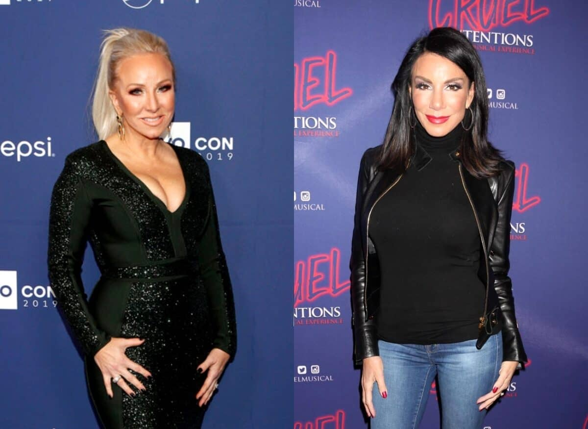 RHONJ's Margaret Josephs Hints She'll Soon File Assault Charges Against Danielle Staub