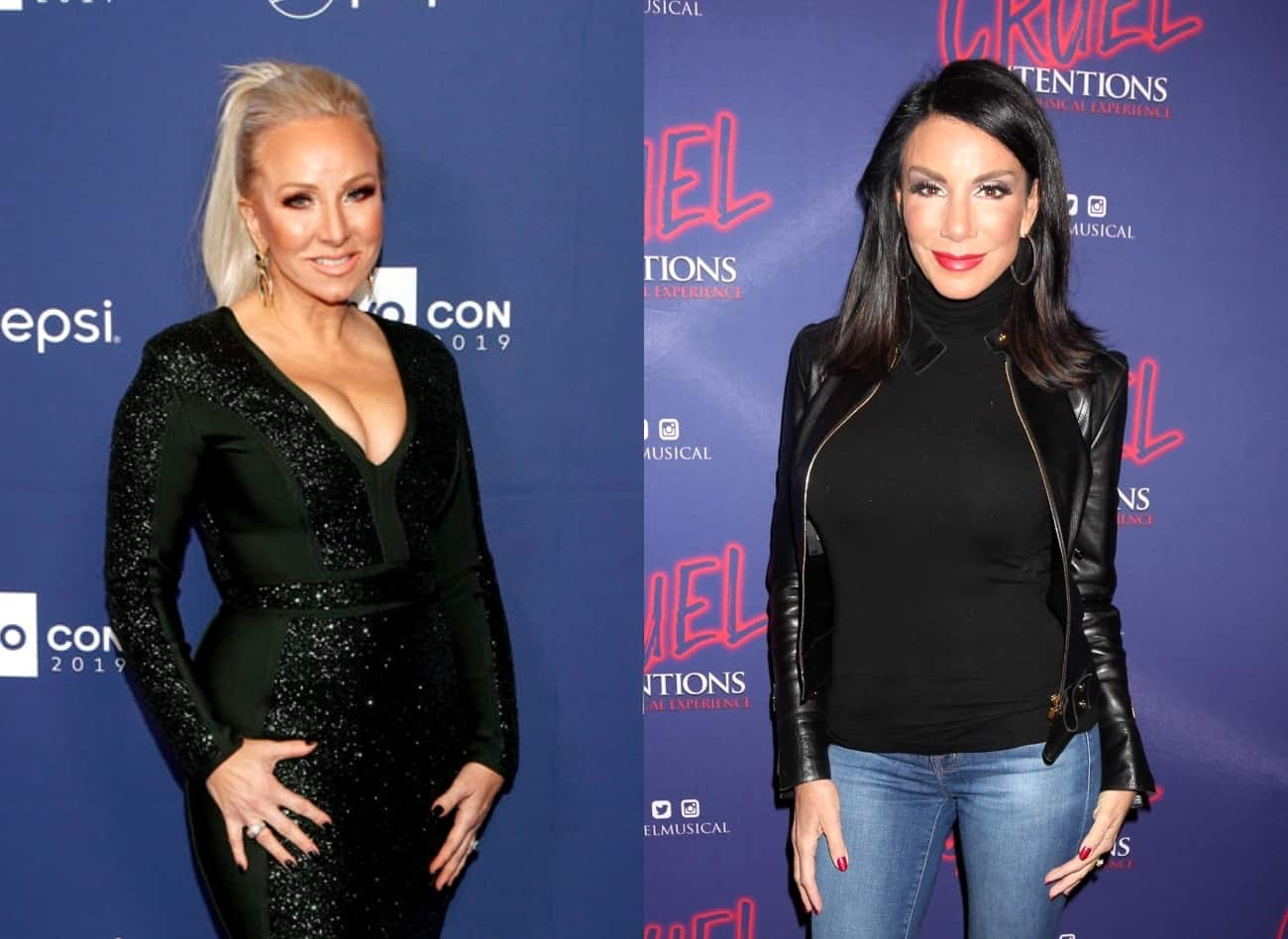 RHONJ's Margaret Josephs Hints She Might File Assault Charges Against Danielle Staub as She Reveals New Details About Their Fight and Explains Why She Threw the Water