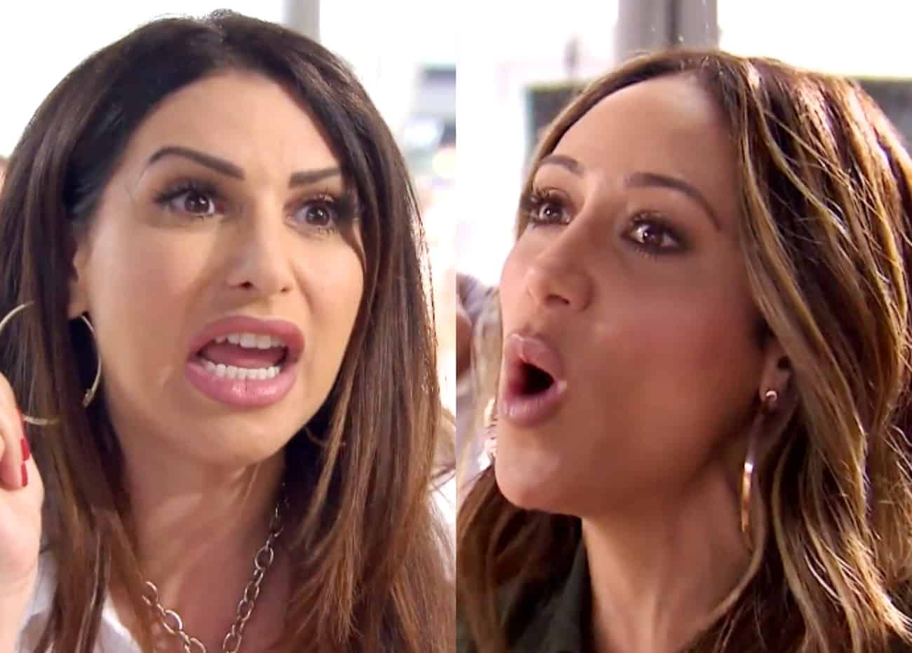 "RHONJ Recap: Jennifer Throws Utensils at Melissa Leading to Fight, Plus Jennifer Calls Jackie ""Stingy"""