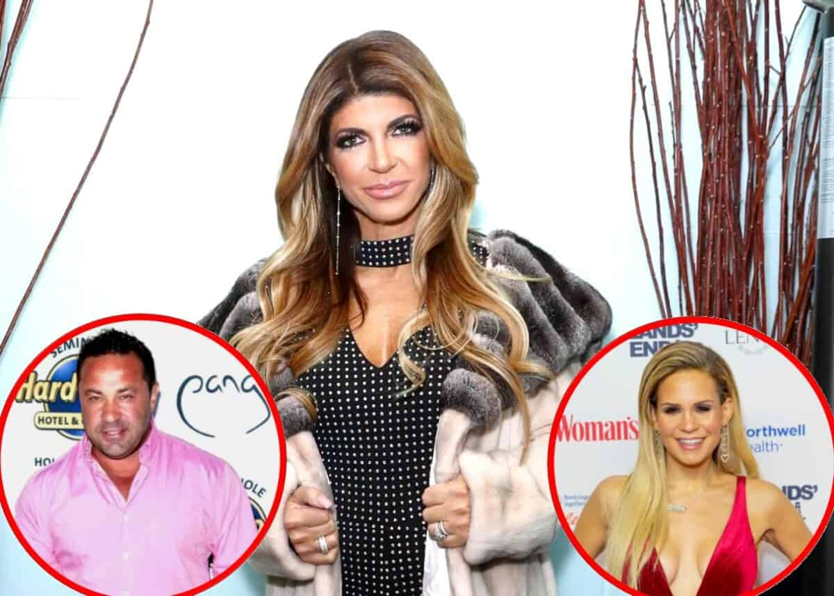 RHONJ's Teresa Giudice Reveals Why She Almost Canceled Her Wedding to Joe the Week Before, Plus She Shares How Much Money She Thinks Jackie Goldschneider Got From Her Family