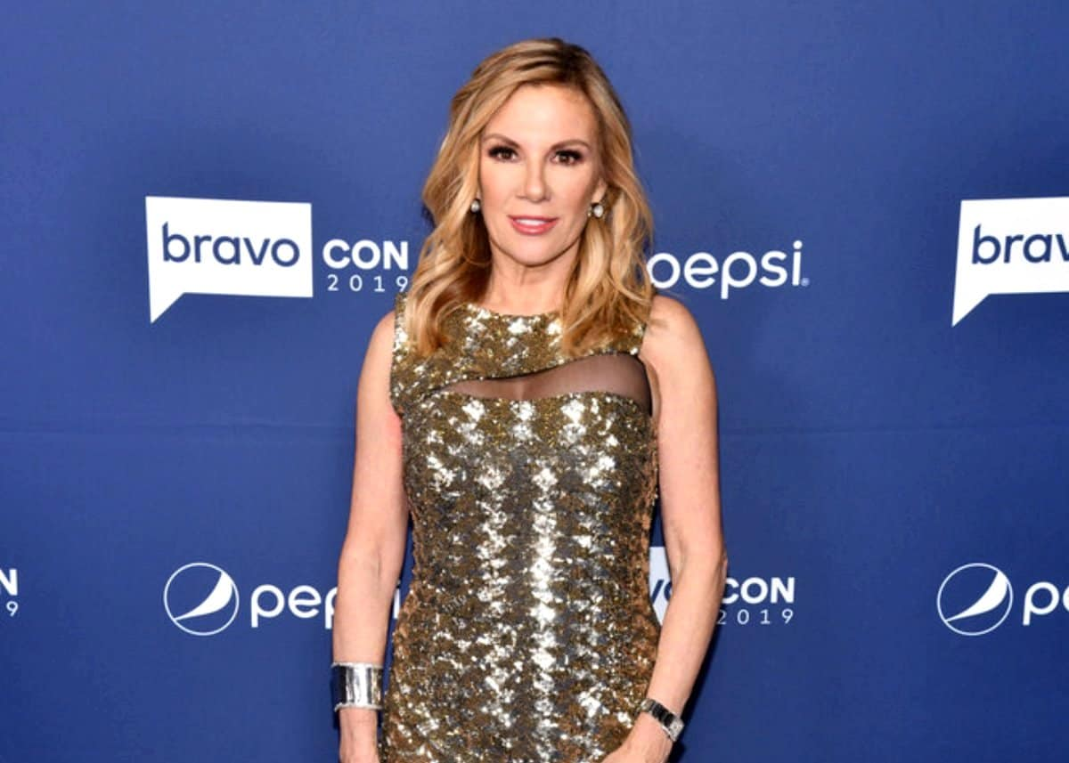 REPORT: Ramona Singer To Be Fired From RHONY Amid Ratings Drop and Racial Tensions, Plus How Ramona Feels About Alleged Axing