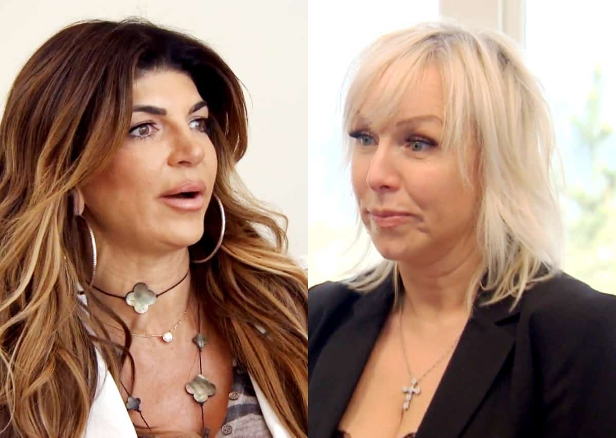 RHONJ Recap: Teresa Confronts Margaret For Not Inviting Her to Mother's Day Brunch
